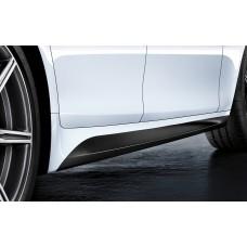BMW M Performance naljepnica 2200mm 2 kom. set