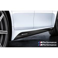 BMW M Performance naljepnica bočne naljepnica 200mm - bez pozadine!