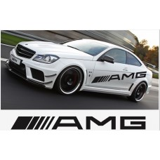 AMG Mercedes bočna naljepnica 2kom. 1500mm