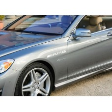 AMG Mercedes bočna naljepnica 2kom. 300mm