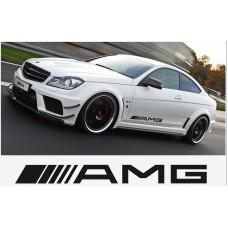 AMG Mercedes bočna naljepnica 2kom. 500mm