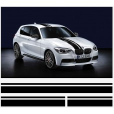BMW 1er M Performance pruge set