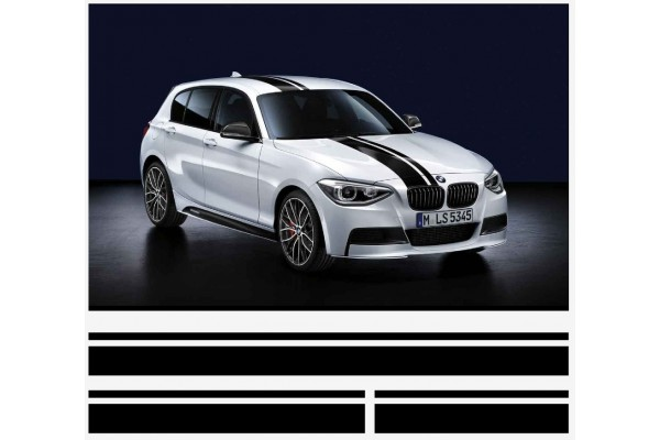 BMW 1er M Performance pruge set