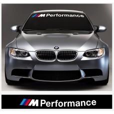 BMW G Power vjetrobranska naljepnica 560  / 1400