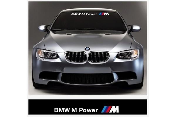 BMW G Power vjetrobranska naljepnica 950  / 1400