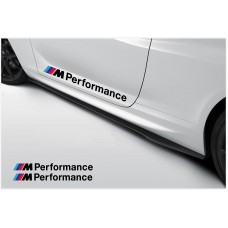 BMW M Performance bočne naljepnica 1000cm 2kom. set