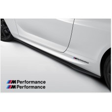 BMW M Performance bočne naljepnica 2kom.00cm 2kom. set