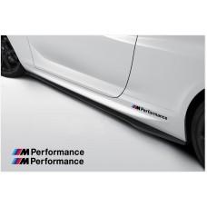 BMW M Performance bočne naljepnica 2kom.50cm 2kom. set