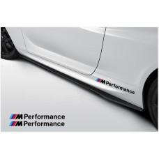 BMW M Performance bočne naljepnica 350cm 2kom. set