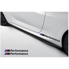 BMW M Performance bočne naljepnica 600cm 2kom. set