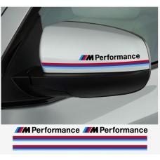 BMW M Performance motorsport naljepnica za retrovizor naljepnica