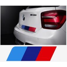 BMW M Performance naljepnica za prtljaznik naljepnica