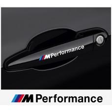 BMW M Performance naljepnica za kvaku naljepnica 120mm 2kom.