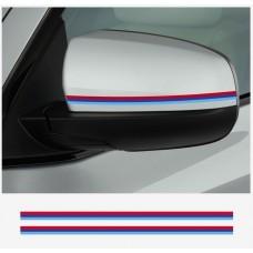 BMW M performance pruge naljepnica za retrovizor naljepnica