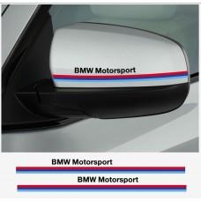 BMW Motorsport naljepnica za retrovizor naljepnica