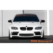 BMW Motorsport vjetrobranska naljepnica 950mm