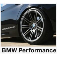 BMW Performance motorsport bočna naljepnica 200 , 2kom.