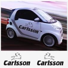Carlsson bočna naljepnica 2kom. 80cm