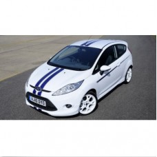Ford Fiesta racing pruge Racing pruges set naljepnica S1600 Limited Edition