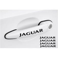 Jaguar naljepnica za kvaku naljepnica 4 kom., set 120mm