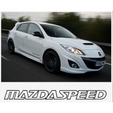 Mazda Speed bočna set naljepnica 200mm