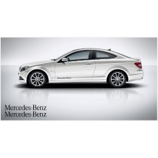 Mercedes Benz bočne naljepnice 60cm 2 kom. set