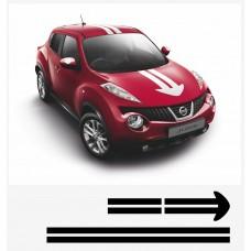 Nissan Juke Nismo motorsport set V.1