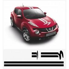 Nissan Juke Nismo motorsport set V.2