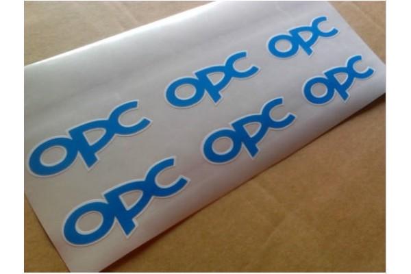 OPC bočne naljepnica 6x 73mm naljepnica