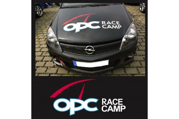 OPC Race Camp vjetrobranska naljepnica 100cm