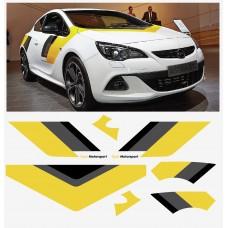 Opel  Motorsport set 5 kom.