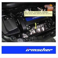 Opel Irmscher naljepnica za pokrov ventila naljepnica