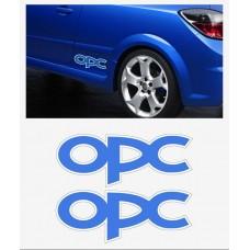 Opel OPC bočne set naljepnica 2 kom. 30cm