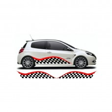 Renault clio custom bočna