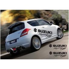 Suzuki Swift Racing bočne naljepnica 2kom. set 1400cm