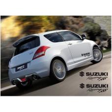 Suzuki Swift Racing bočne naljepnica 2kom. set 350cm