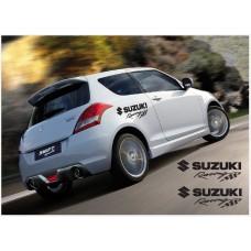 Suzuki Swift Racing bočne naljepnica 2kom. set 500cm