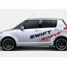 Suzuki Swift Sport bočne set naljepnica