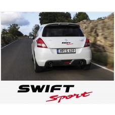 Suzuki Swift Sport naljepnica za prtljažnik set naljepnica 30cm