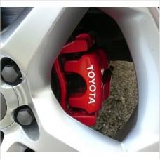 TOYOTA naljepnica za kočiona kliješta set naljepnica Avenis Auris Corolla RAV4 Yaris