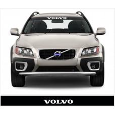Volvo vjetrobranska naljepnica