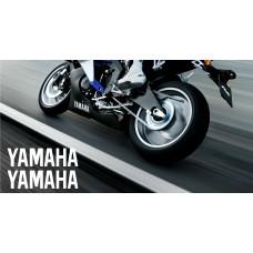 Yamaha bočne naljepnica 30cm 2 kom. set